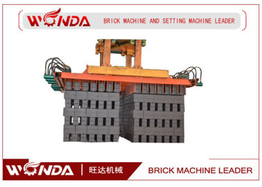 Auto Red Brick Stacking Machine Wielofunkcyjny Hollow Block Equipment 22.5kw