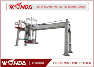 Chiny All Steel Pneumatic Brick Setting Machine, Red Soid Block Machine High Efficiency dostawca