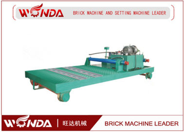Ferry Hydraulic Stepper Hoffman Kiln Steel Zastosowano Adobe Clay Fried Brick Making Machine