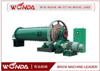 Fly Ash Ball Mill AAC Block Production Line , Block Production Machine AC Motor 380KW